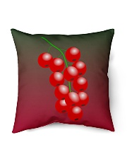"Grapes Decorative Pillow Indoor Pillow - 16"" x 16"" front"