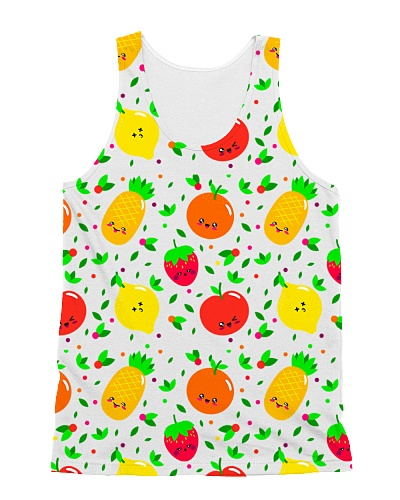 Fruit Cute All Over Tank Top