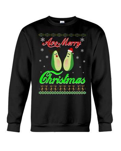 Avocado Ugly Christmas Sweater