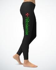 Veterinarian Legging Ladies Leggings lifestyle-leggings-right-1