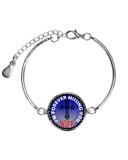 I'm Forever Missing You Wife Metallic Circle Bracelet thumbnail
