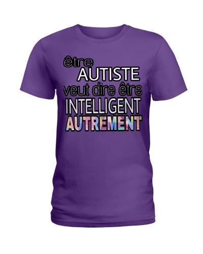 Etre autiste veut dire etre intelligent autrement