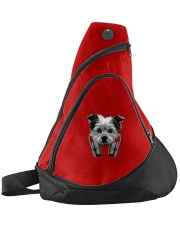 BAGBACK Sling Pack front