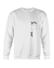 Pocket Kittens  Crewneck Sweatshirt thumbnail