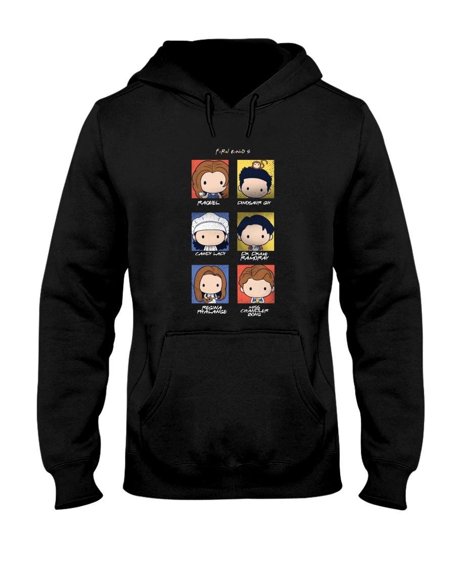 friends Hooded Sweatshirt