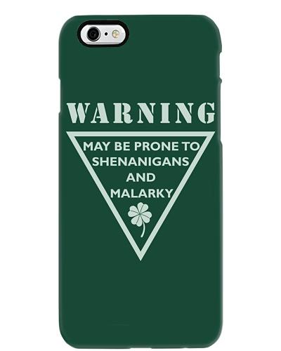 Warning Shenanigans and Malarky