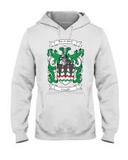 Caudill Family Crest Hooded Sweatshirt thumbnail