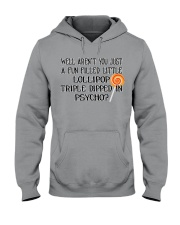 Triple Dipped in Psycho Hooded Sweatshirt thumbnail