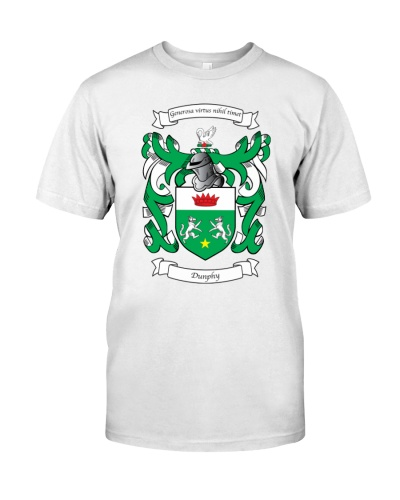 Dunphy Irish Family Crest