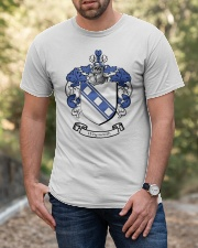 Weymouth Family Crest Classic T-Shirt apparel-classic-tshirt-lifestyle-front-53