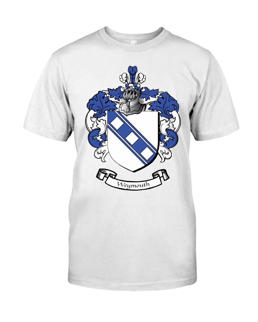 Weymouth Family Crest Classic T-Shirt