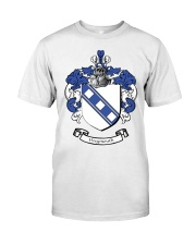 Weymouth Family Crest Classic T-Shirt front