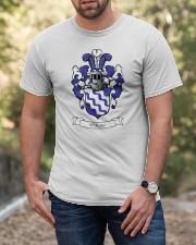 O'Kane Irish Family Crest Classic T-Shirt apparel-classic-tshirt-lifestyle-front-53