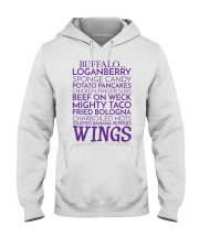 Buffalo Foods Hooded Sweatshirt thumbnail