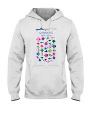 Custom Grandpa's Best Catch Hooded Sweatshirt thumbnail