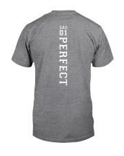 Heartbeat Basketball Custom Classic T-Shirt back