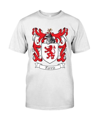 Ferris Scottish Crest