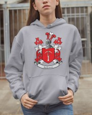 Ballesteros Family Crest Hooded Sweatshirt apparel-hooded-sweatshirt-lifestyle-07