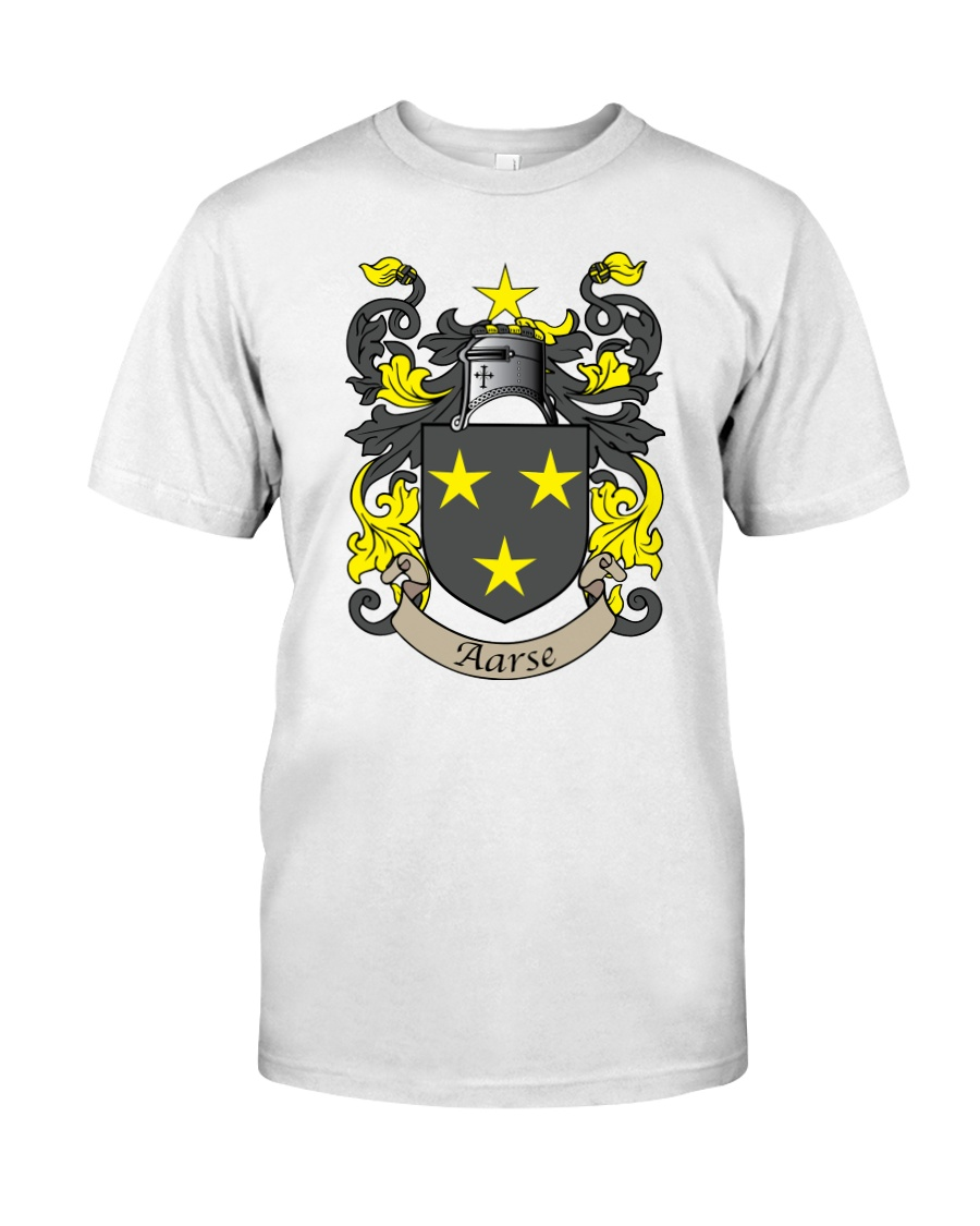 Aarse Family Crest Classic T-Shirt