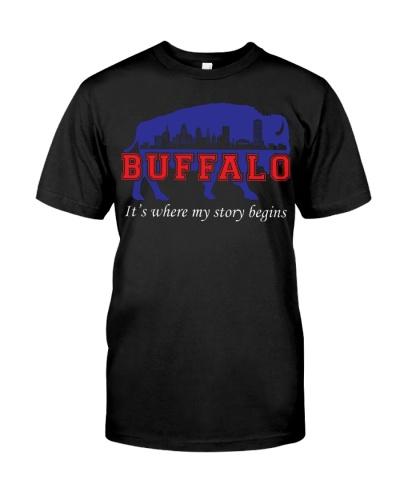 Buffalo Where My Story Begins