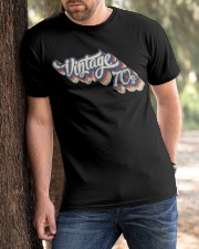 Vintage 70s Classic T-Shirt apparel-classic-tshirt-lifestyle-front-51
