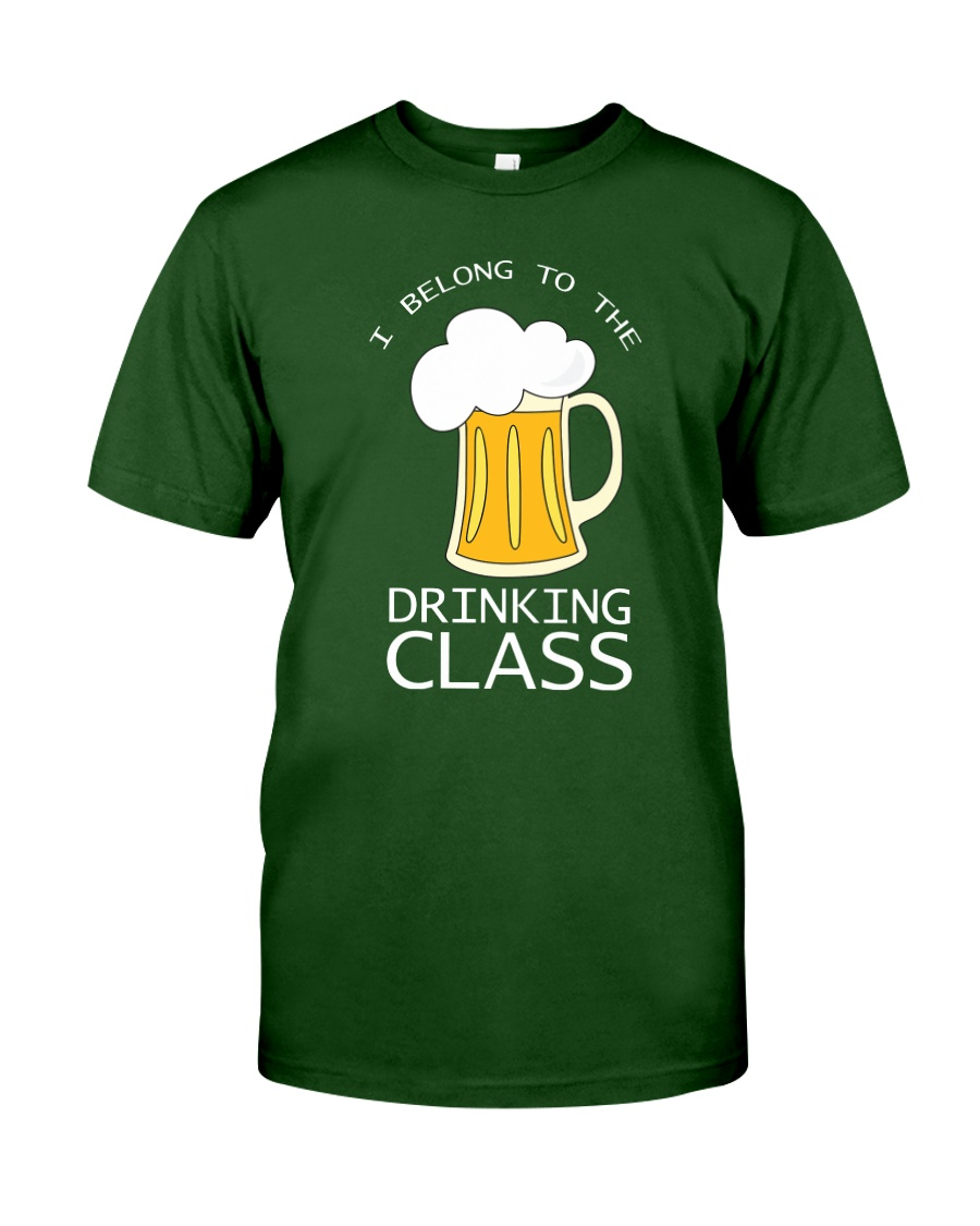 Drinking Class Classic T-Shirt