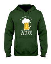 Drinking Class Hooded Sweatshirt thumbnail