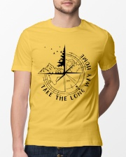 Take The Long Way Home Classic T-Shirt lifestyle-mens-crewneck-front-13