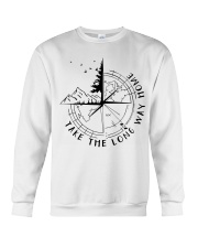 Take The Long Way Home Crewneck Sweatshirt thumbnail