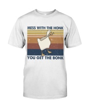 Mess With The Honk Classic T-Shirt thumbnail