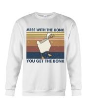 Mess With The Honk Crewneck Sweatshirt thumbnail
