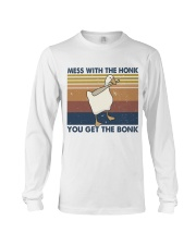 Mess With The Honk Long Sleeve Tee thumbnail