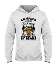 Camping Come For Hooded Sweatshirt front