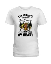 Camping Come For Ladies T-Shirt thumbnail