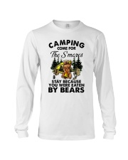 Camping Come For Long Sleeve Tee thumbnail