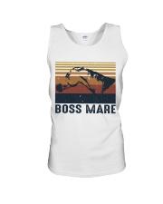 Boss Mare Unisex Tank thumbnail