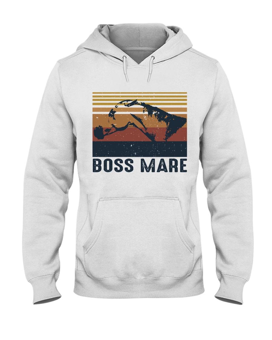 Boss Mare Hooded Sweatshirt