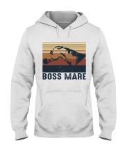 Boss Mare Hooded Sweatshirt front