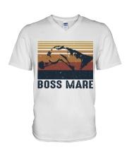 Boss Mare V-Neck T-Shirt thumbnail