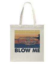 Blow Me Funny Shirt Tote Bag thumbnail