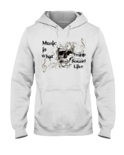 What Feelings Sound Like Hooded Sweatshirt thumbnail