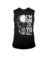 Im On The Highway To Hell Sleeveless Tee thumbnail
