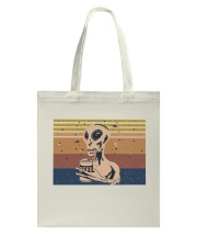 Beer And Alien Tote Bag thumbnail