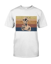 Beer And Alien Classic T-Shirt thumbnail