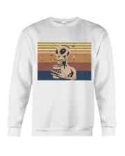 Beer And Alien Crewneck Sweatshirt thumbnail