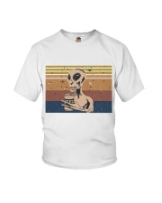 Beer And Alien Youth T-Shirt thumbnail