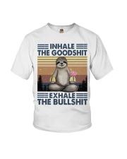 Inhale The GoodShlt Youth T-Shirt thumbnail