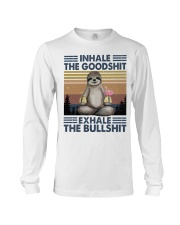 Inhale The GoodShlt Long Sleeve Tee thumbnail