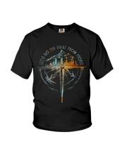 Lets Go Far Away Youth T-Shirt thumbnail