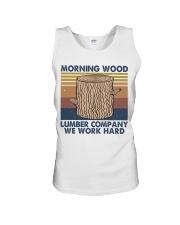 Morning Wood Funny Shirt Unisex Tank thumbnail